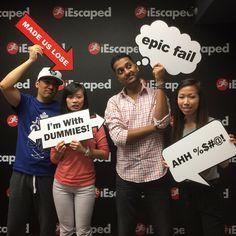 Gallery - iEscaped.com - Toronto Live Escape Room Games - iEscaped.com