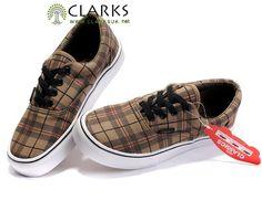 fa930208b3 Men s Vans Canvas Era Plaid Shoes Brown  79.52 - The Era is one of Vans  classic
