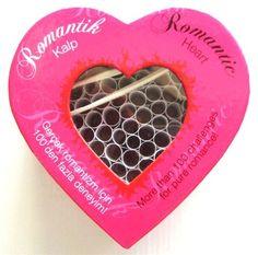 İlişkisine yeni heyecan arayan aşıklar için tasarlanmış olan Romantik Kalp ile tanışmaya hazır olun!…