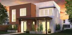 Modern Homes in Daybreak | The Modern Home