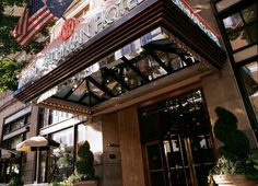 The Heathman Hotel in Portland, OR. Maybe this is where your next getaway needs to be. Suite FIFTY please!