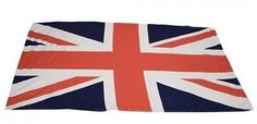NOVELTY JUMBO SOFT UNION JACK BEACH BATH TOWEL SWIMMING POOL HOLIDAY FESTIVALS  Our Price: £7.99