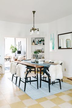 wishbone chair ideas
