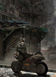 """cosmicwolfstorm: """" Babiru. by duster132 """""""