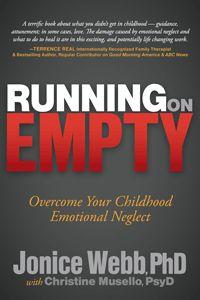 Book: Running on Empty   Dr. Jonice Webb