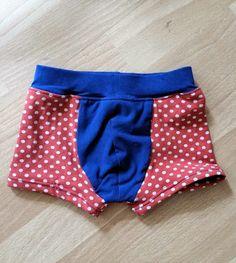 Unterhose aus Pulli / Slip made from old shirt / Upcycling
