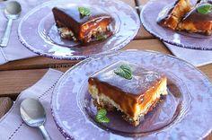 Kitchen Stories: Dessert with Caramel Frosting
