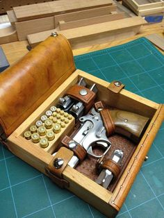 Bond Arms Derringer. Which caliber do I want to shoot you with today?