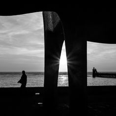 Sun at Cap Breton - France - Petite balade en fin de journée à Cap Breton dans le Landes.