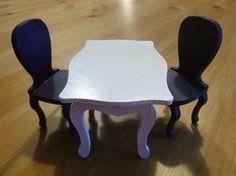Minyatür Yemek Masası En: 6cm Boy: 8cm Yerden Yükseklik: 4.5cm Siparişleriniz için mesaj atmanız ya da sayfamızı ziyaret etmeniz yeterli.