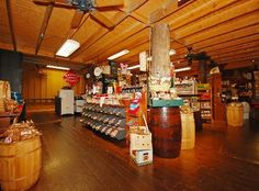old general stores | Old General Store has vintage products, smoked meats, antiques, and ...