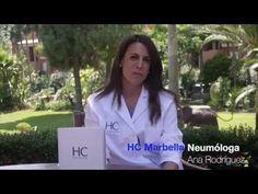 Neumologia en Marbella - HC Marbella Hospital Internacional - Ana María Rodriguez- Pulmonology