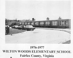 Fairfax County, Old Pictures, Elementary Schools, Virginia, Street View, Antique Photos, Primary School, Old Photos