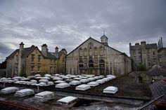 Skylights; North Wales Hospital (Denbigh Asylum)