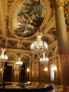 Grand Theatre Opera National ~ Bordeaux, France