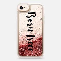 Casetify iPhone 8 Liquid Glitter Case - Born Free by Priyanka Chanda #iphone8case,
