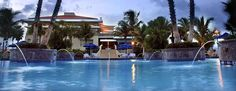Hilton Ponce Golf and Casino Resort  Puerto Rico.......Rest, relaxation and recreation, but only after the elimination of the brutal Military Coup in my country Egypt and the return back of our elected Dr. Mohamed Morsi!!?