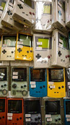 Gameboy's