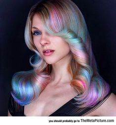 Sci-Fi Hair - The Meta Picture