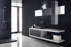 Italian contemporary bathroom