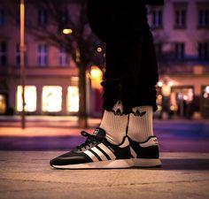 online store 27b86 14b5e Schwarzer adidas Originals N-5923 Black White in textilem Upper -  solekitchen.de   Solekitchen – Sneakerstore Chemnitz