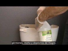7 Trucos geniales para limpiar el baño - YouTube