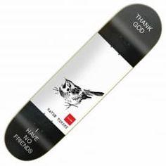 Chocolate Skateboards Tershy Solitary Animals Skateboard Deck 8.5''