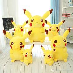Baby Kids Toy Pikachu Plush Toys High Quality Very Cute Pokemon ...