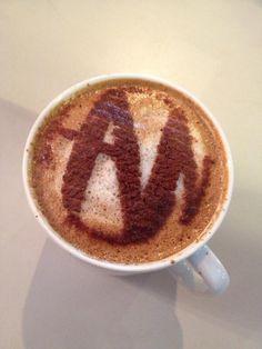 Hanson latte!