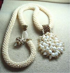 Bead Crochet, I have got to learn it!