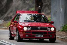 Lancia Delta Integral www.truefleet.co.uk