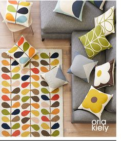 Shop Label Home - Orla Kiely here