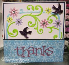 by Merlie for the Friday Challenge at Scrapbooker's Paradise Blog