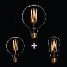 New LED Lampen bundel Edison