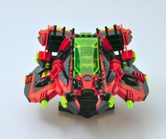 SV-3 Heisenberg Fighter #LEGO #space #MOC