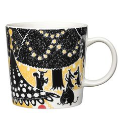 "Moomin mug ""Hurray!"" by Arabia - so want this one!"