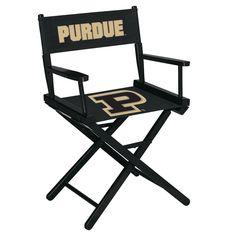 Purdue Boilermakers Directors Chair