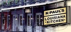 KPaul's Louisiana Kitchen. Fantastic place to eat in New Orleans