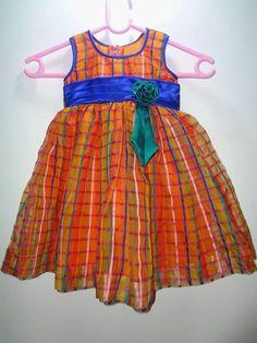 Elegant Kids Designer Frock | Elegant Fashion Wear  #kidswear #kidsdresses