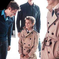 Matty looks so much like Romeo Beckham