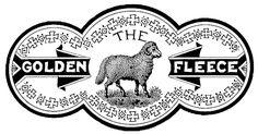 *The Graphics Fairy LLC*: Vintage Label - Sheep - Yarn
