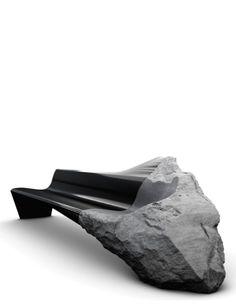 Pierre Gimbergues for Peugeot Design Lab   ONYX Sofa