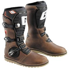 Gaerne Balance Oiled Boots at RevZilla.com