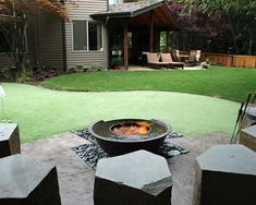 Fire Pits Design, Pictures, Remodel, Decor and Ideas - page 7