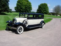 Vintage Limousine Wedding Car Hire For Hire (1931) on Car And Classic UK [C109501]