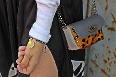 @elisabertolini #ElisaBertolini con #Sagapo #fashion #blogger #outfit #bracelet #charms #happy #collection