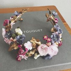 WEBSTA @ tocadosletouquet - Esta paleta de color está siendo un exitazo! Color y volumen=favorecedor a tope!#tocadosletouquet #artesania #exclusiveheadpieces #headcouture #headpiece