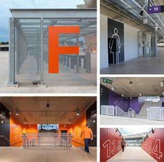 O projeto de sinalização do Mineirão foi desenvolvido pela equipe da Hardy Design alinhado ao projeto executivo realizado pela BCMF Arquitetos. Para a realização do novo Sistema de Sinalização e Co…