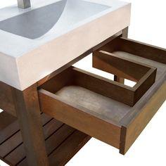 Concrete Sink - Trueform Concrete