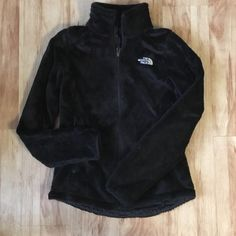 North face Fuzzy material north face North Face Jackets & Coats